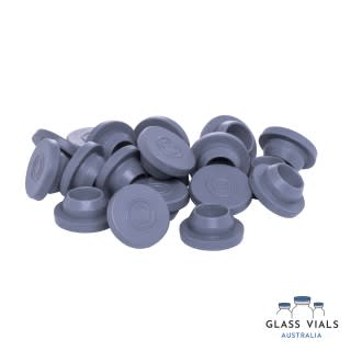 Grey Chlorobutyl Stopper 20mm