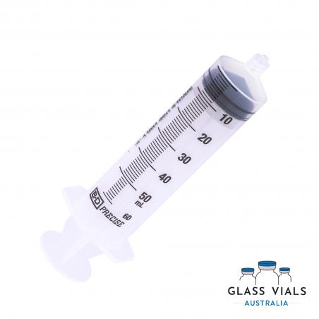 50ml / 60ml Becton Dickinson Luer Lock Sterile Syringes