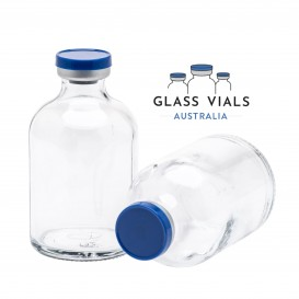 50ml Clear Glass Vials